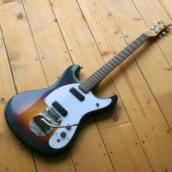 Mosrite Ventures II 1965 Slab Sunburst preview